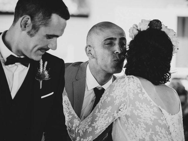 La boda de Quini y Ana en Aranjuez, Madrid 130