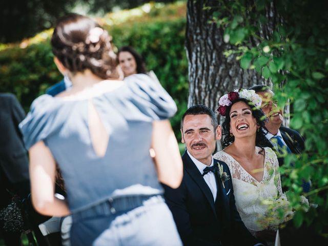 La boda de Quini y Ana en Aranjuez, Madrid 133