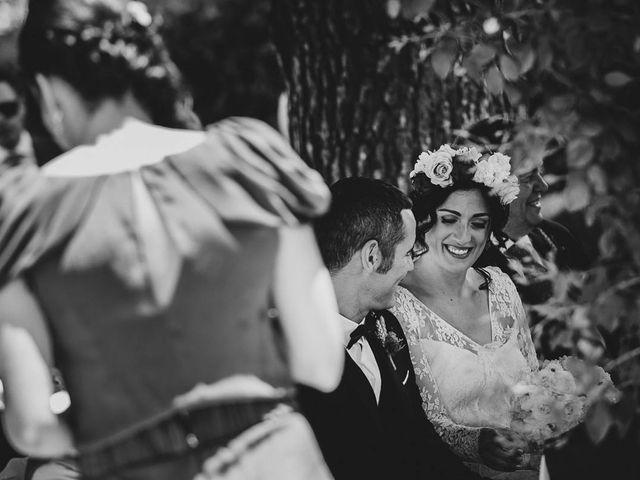 La boda de Quini y Ana en Aranjuez, Madrid 134