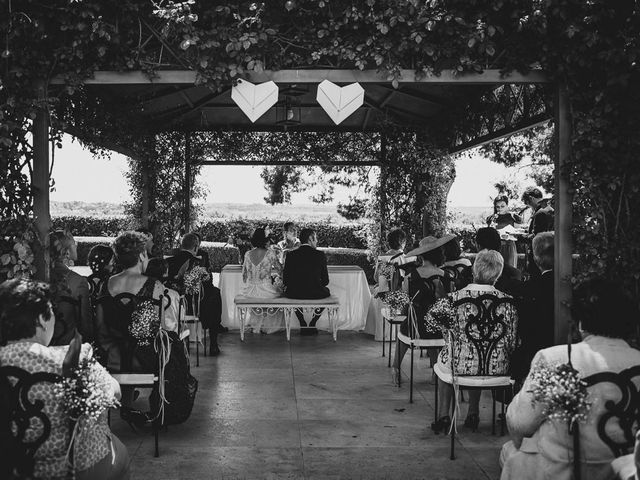La boda de Quini y Ana en Aranjuez, Madrid 139