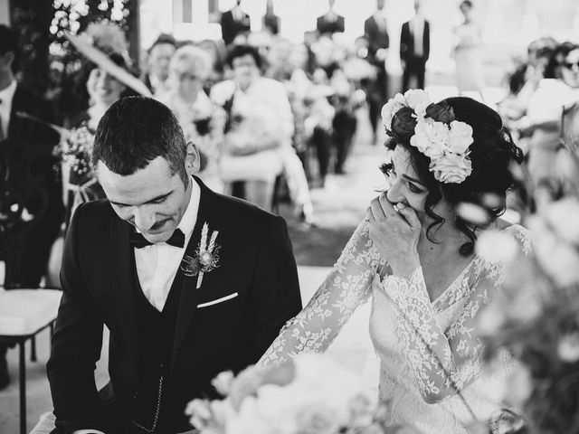 La boda de Quini y Ana en Aranjuez, Madrid 143