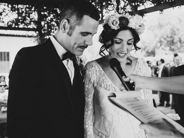 La boda de Quini y Ana en Aranjuez, Madrid 152