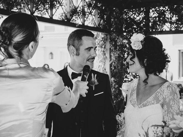 La boda de Quini y Ana en Aranjuez, Madrid 154