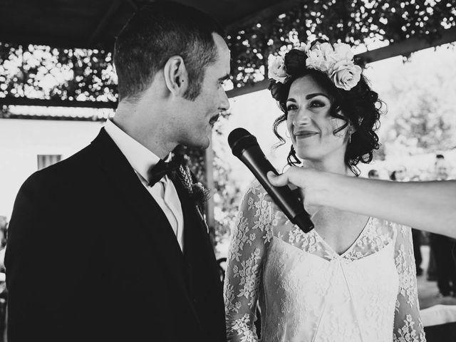 La boda de Quini y Ana en Aranjuez, Madrid 155