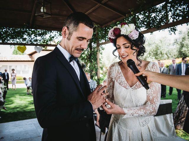 La boda de Quini y Ana en Aranjuez, Madrid 160