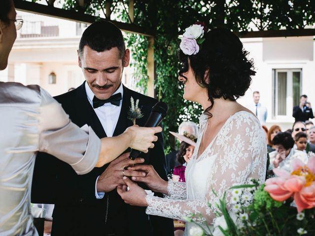 La boda de Quini y Ana en Aranjuez, Madrid 161