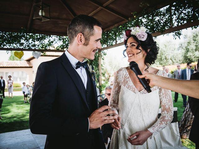 La boda de Quini y Ana en Aranjuez, Madrid 162