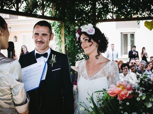 La boda de Quini y Ana en Aranjuez, Madrid 163
