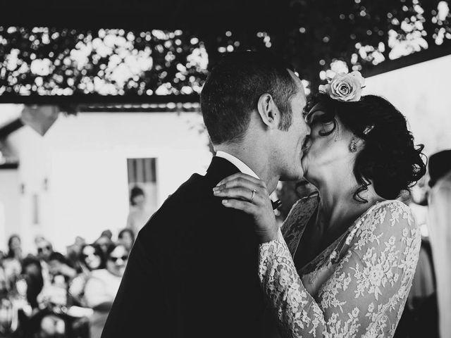 La boda de Quini y Ana en Aranjuez, Madrid 164