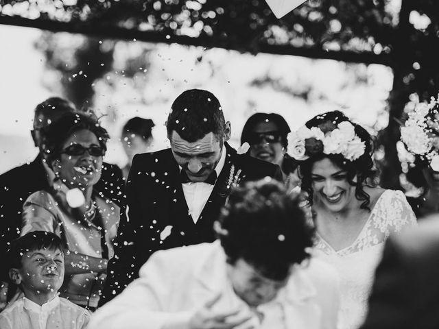 La boda de Quini y Ana en Aranjuez, Madrid 169