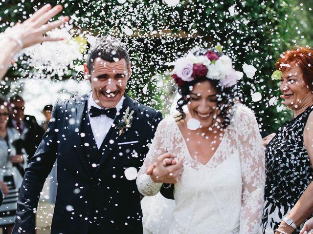 La boda de Quini y Ana en Aranjuez, Madrid 170