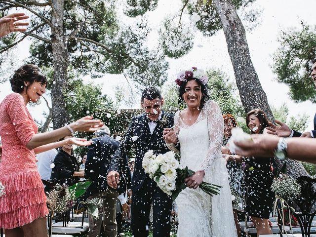 La boda de Quini y Ana en Aranjuez, Madrid 171