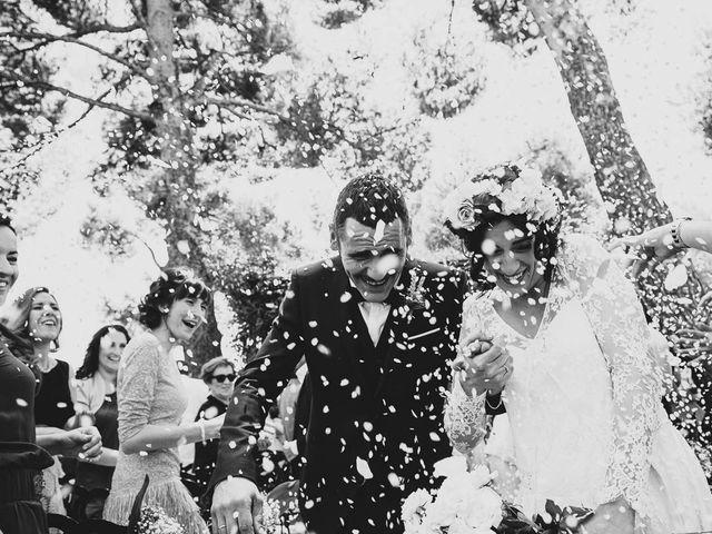 La boda de Quini y Ana en Aranjuez, Madrid 172