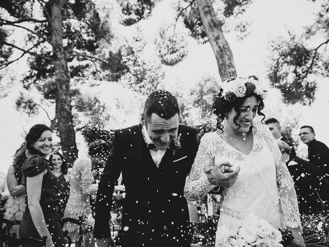 La boda de Quini y Ana en Aranjuez, Madrid 173