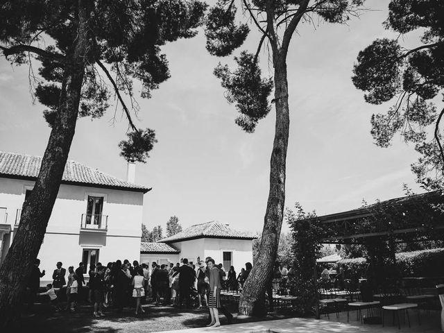 La boda de Quini y Ana en Aranjuez, Madrid 180