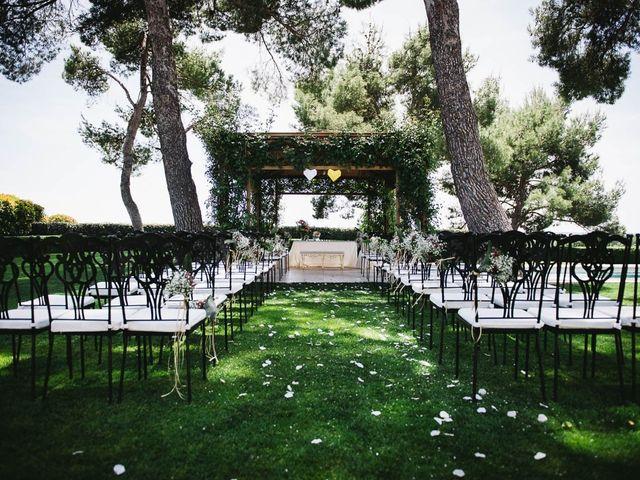 La boda de Quini y Ana en Aranjuez, Madrid 184