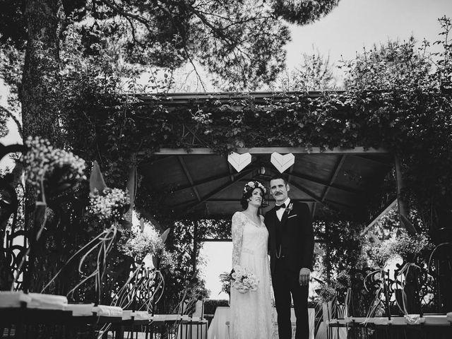 La boda de Quini y Ana en Aranjuez, Madrid 197