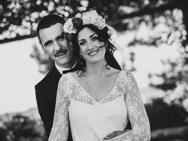 La boda de Quini y Ana en Aranjuez, Madrid 198