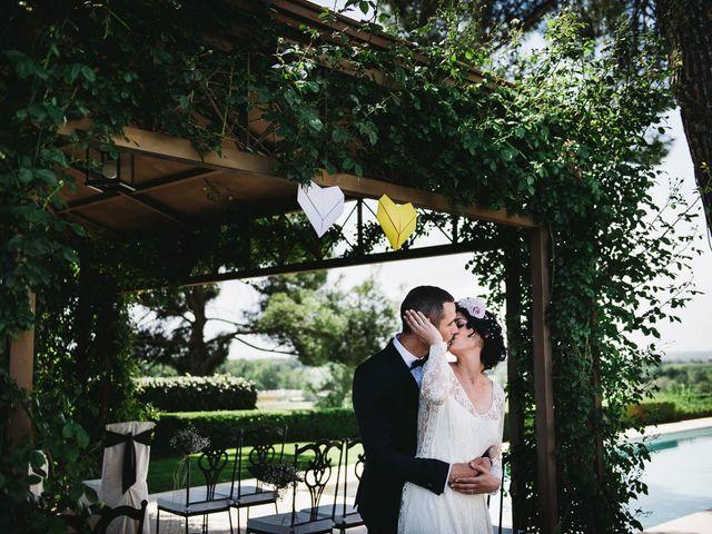 La boda de Quini y Ana en Aranjuez, Madrid 202