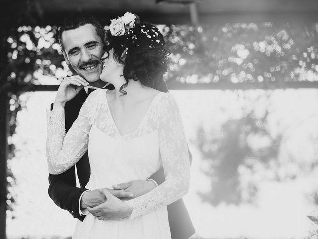 La boda de Quini y Ana en Aranjuez, Madrid 201
