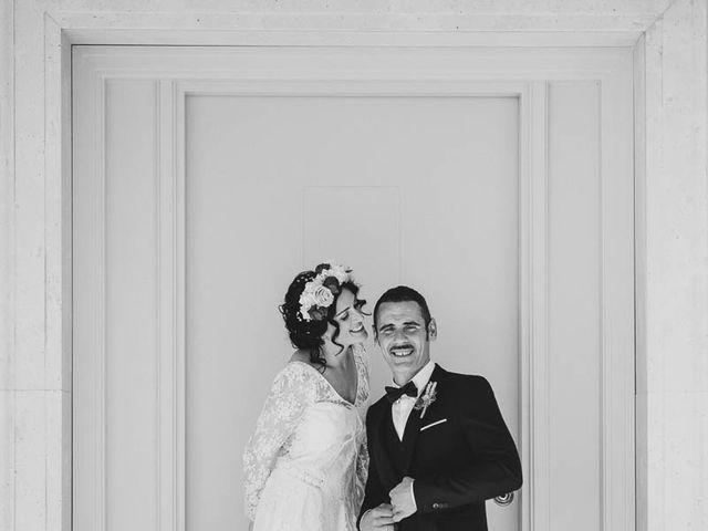 La boda de Quini y Ana en Aranjuez, Madrid 203