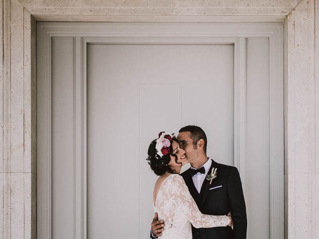 La boda de Quini y Ana en Aranjuez, Madrid 207
