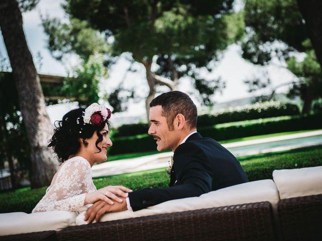 La boda de Quini y Ana en Aranjuez, Madrid 210