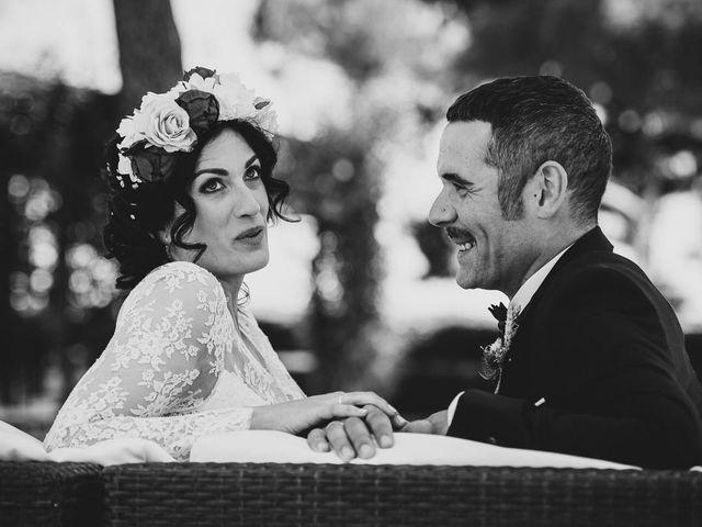 La boda de Quini y Ana en Aranjuez, Madrid 214