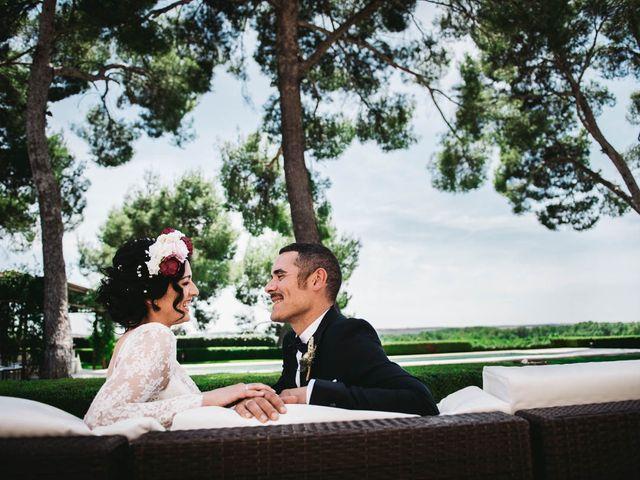 La boda de Quini y Ana en Aranjuez, Madrid 215
