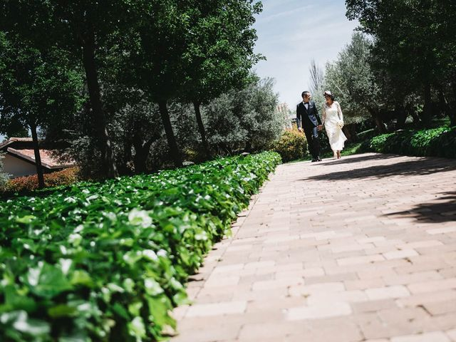 La boda de Quini y Ana en Aranjuez, Madrid 217