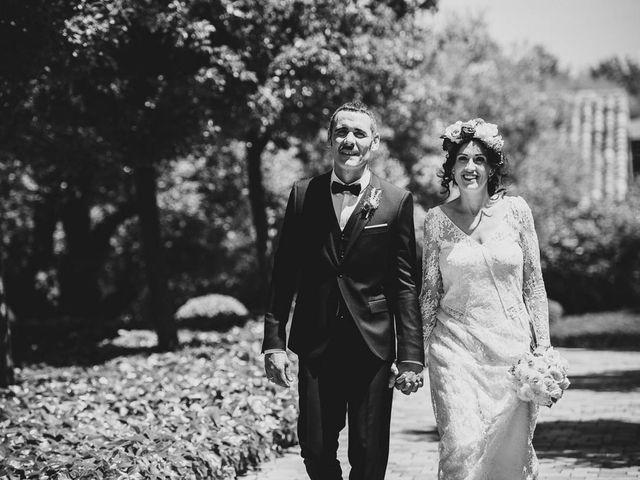 La boda de Quini y Ana en Aranjuez, Madrid 219