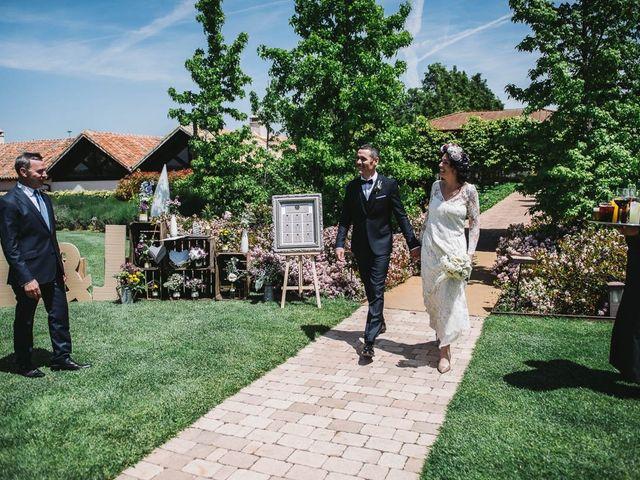 La boda de Quini y Ana en Aranjuez, Madrid 222