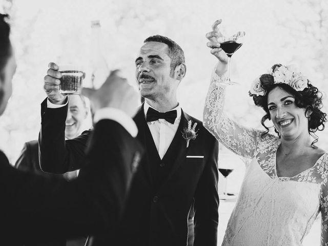 La boda de Quini y Ana en Aranjuez, Madrid 223