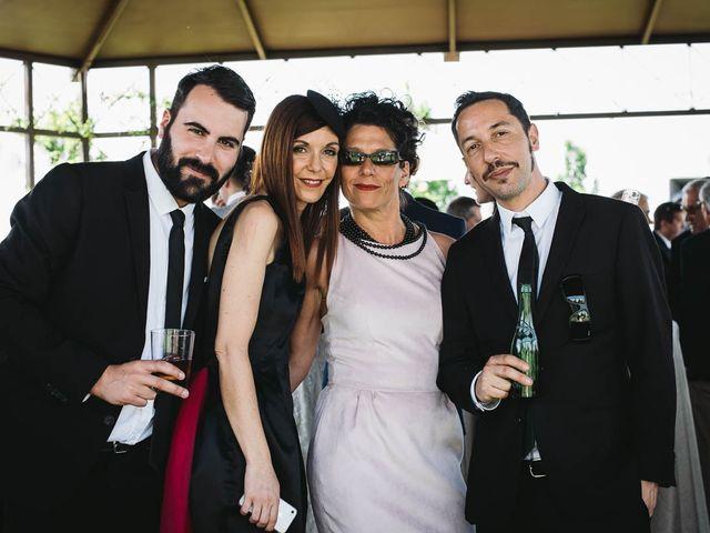 La boda de Quini y Ana en Aranjuez, Madrid 236