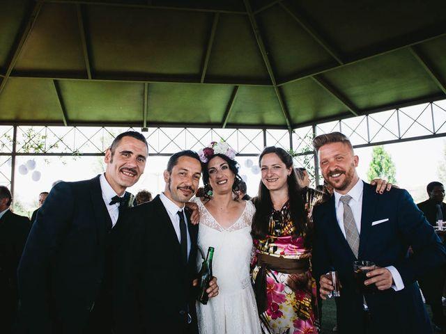 La boda de Quini y Ana en Aranjuez, Madrid 238