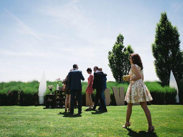 La boda de Quini y Ana en Aranjuez, Madrid 239