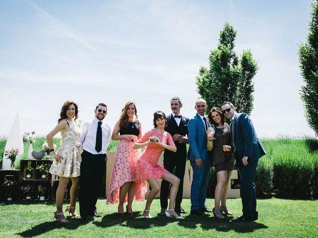 La boda de Quini y Ana en Aranjuez, Madrid 243