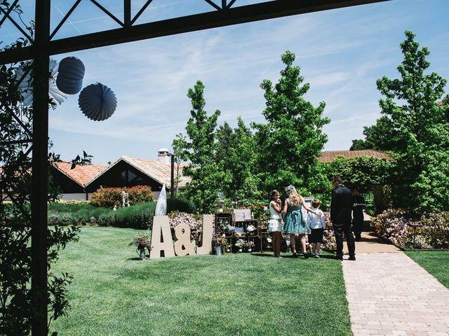 La boda de Quini y Ana en Aranjuez, Madrid 246