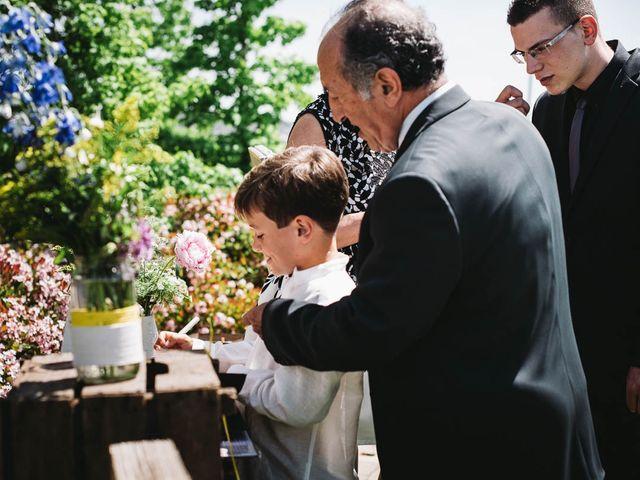 La boda de Quini y Ana en Aranjuez, Madrid 249