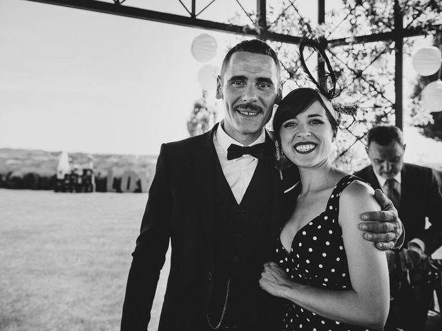 La boda de Quini y Ana en Aranjuez, Madrid 256