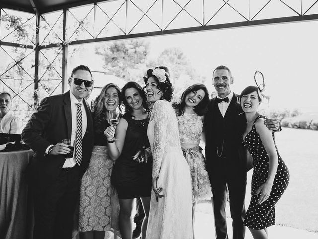La boda de Quini y Ana en Aranjuez, Madrid 257