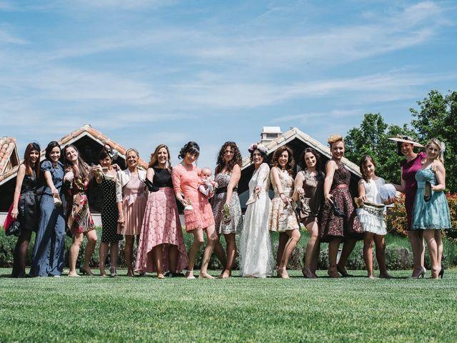 La boda de Quini y Ana en Aranjuez, Madrid 259