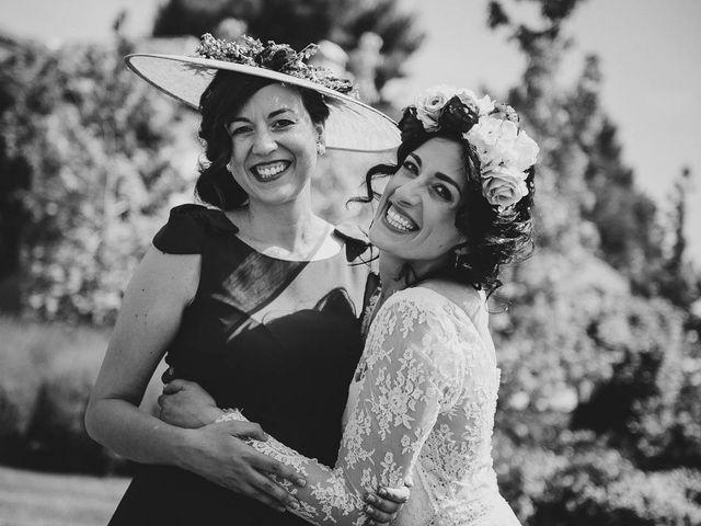 La boda de Quini y Ana en Aranjuez, Madrid 262