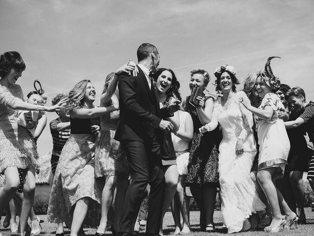La boda de Quini y Ana en Aranjuez, Madrid 269