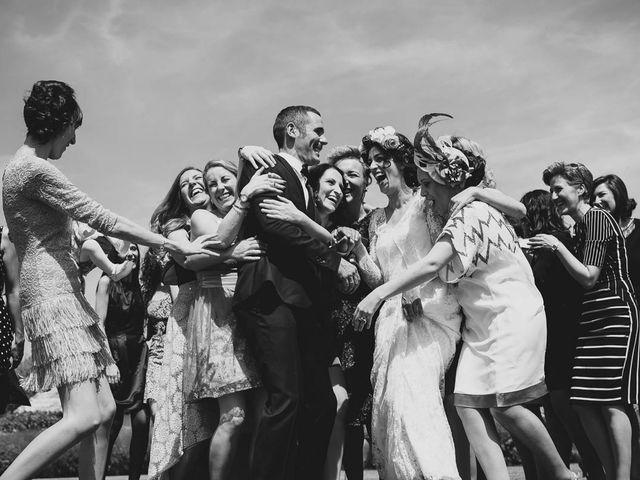 La boda de Quini y Ana en Aranjuez, Madrid 270