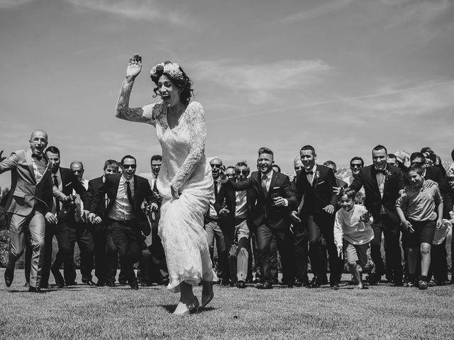 La boda de Quini y Ana en Aranjuez, Madrid 275