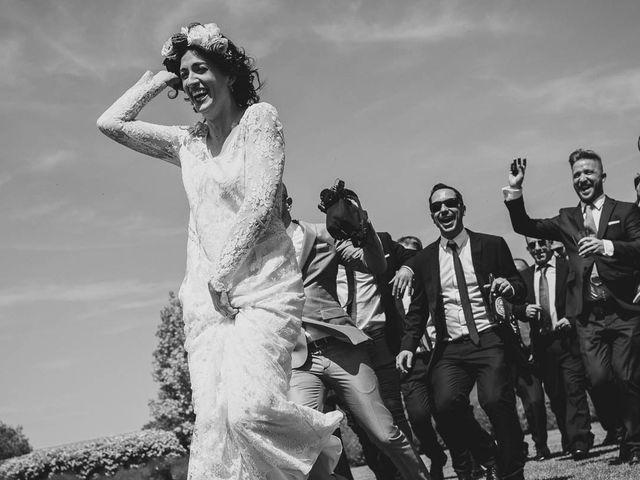 La boda de Quini y Ana en Aranjuez, Madrid 276