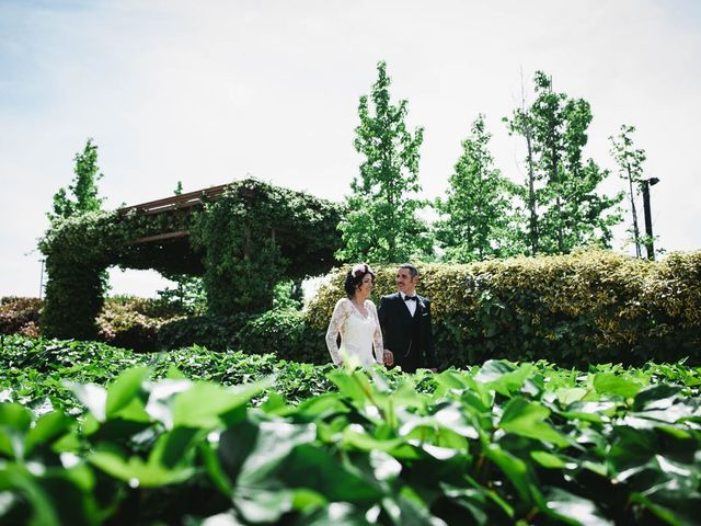 La boda de Quini y Ana en Aranjuez, Madrid 280
