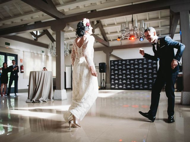 La boda de Quini y Ana en Aranjuez, Madrid 306