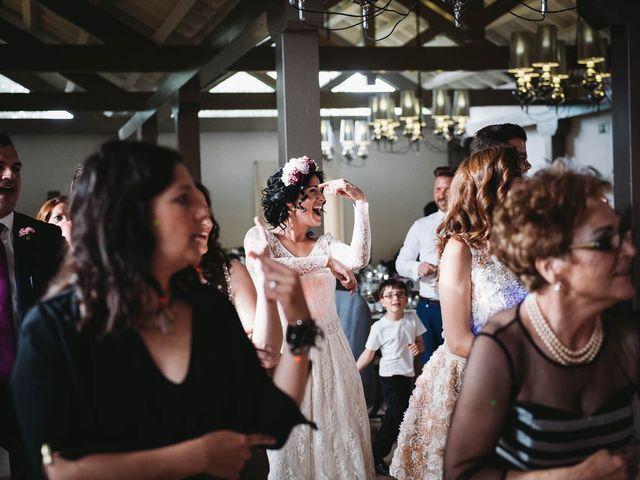 La boda de Quini y Ana en Aranjuez, Madrid 310